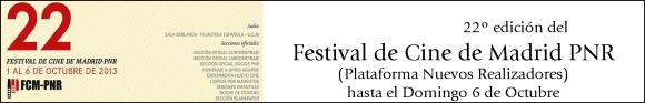 22 Festival Cine Madrid PNR