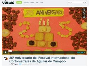 Festival de Aguilar de Campoo 2013