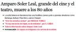 Amparo Soler  Leal