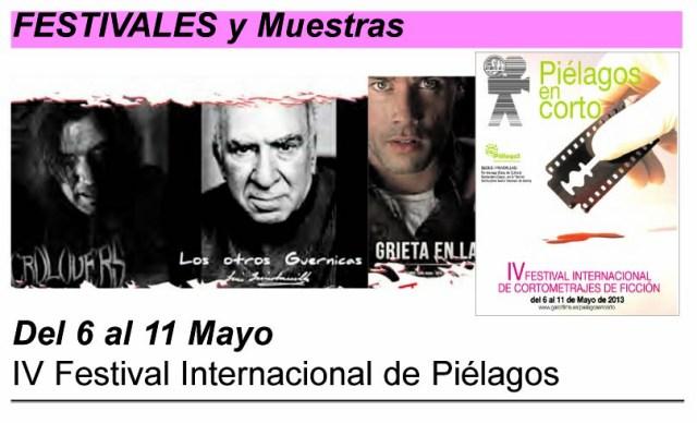 Festivales y Muestras