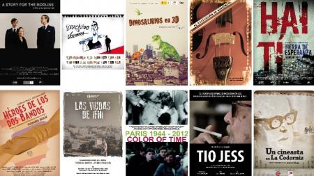 Goya Documentales 2013
