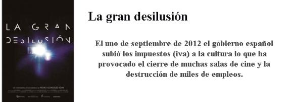 Gran Desilusion LA
