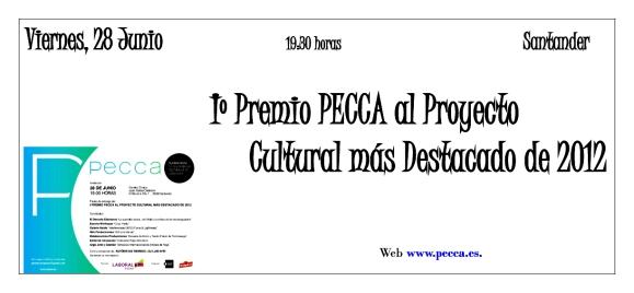 Iº Premio PECCA copia