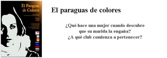 Paraguas de colores El