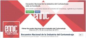 Primer ENNIC 2013 facebook
