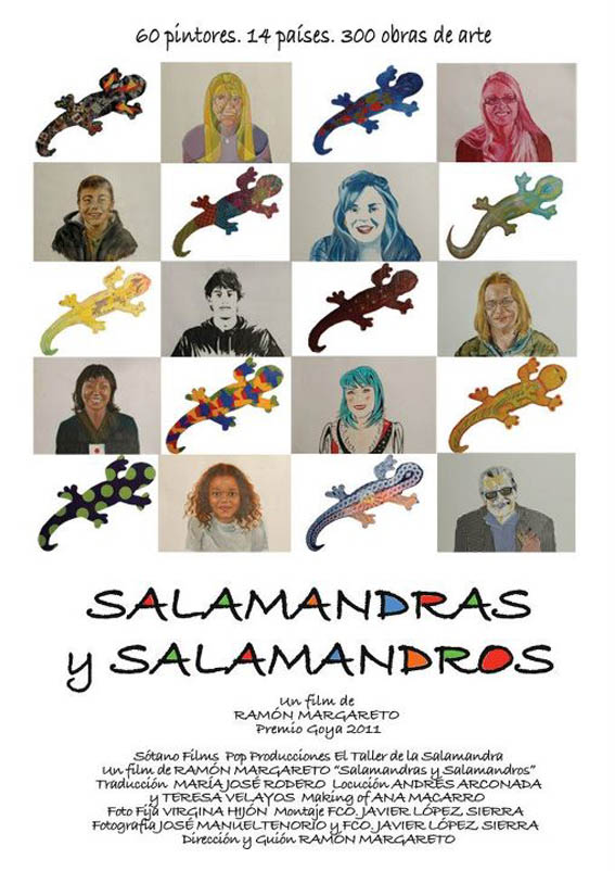Salamandras y Salamandos Cart