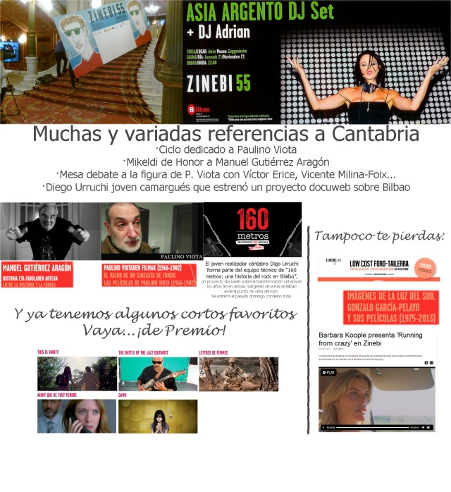 Zinebi 2013 Titulares resumen