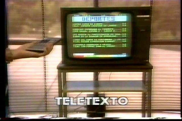w teletexto cuatro com: