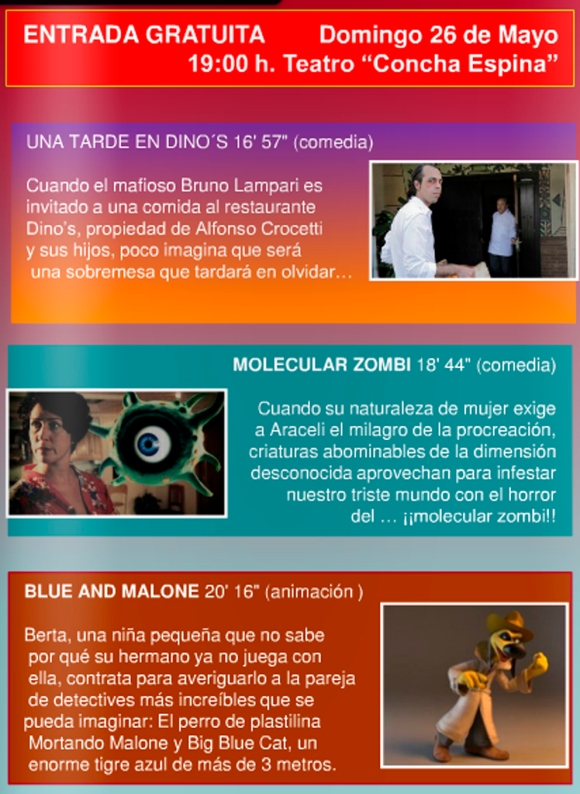 Festival de cortos Torrelavega