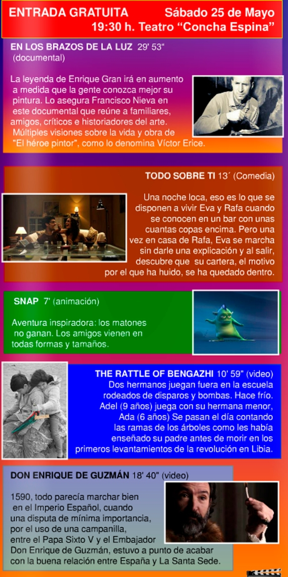 Festival de Cortos de Torrelavega 2013