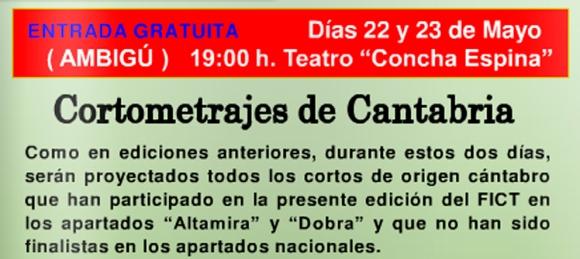 Festival de Cortos de Torrelavega
