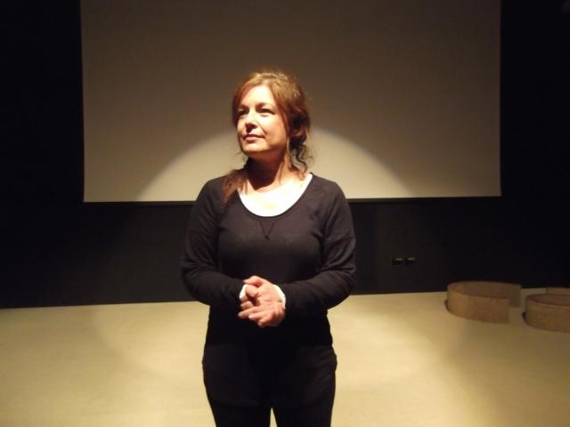 Josefina Gómez, la directora