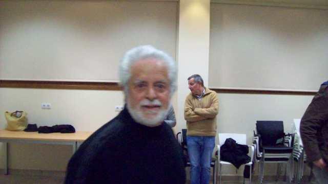Venancio Mendez se emocionó con el documental sobre su trayectoría