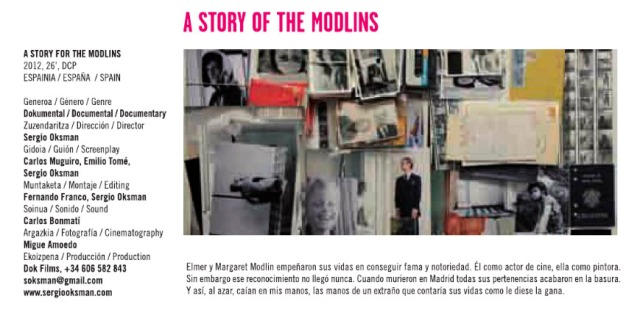 A story of the Modlins