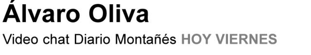 Alvaro Oliva