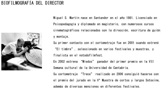 Miguel S Martin