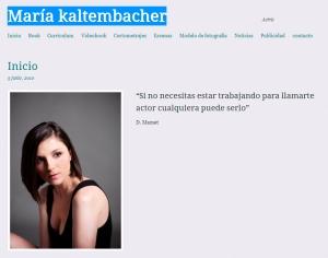 Maria Kaltembacher