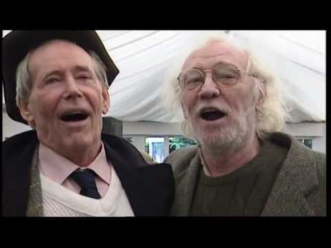 Peter O'Toole y Richard Harris