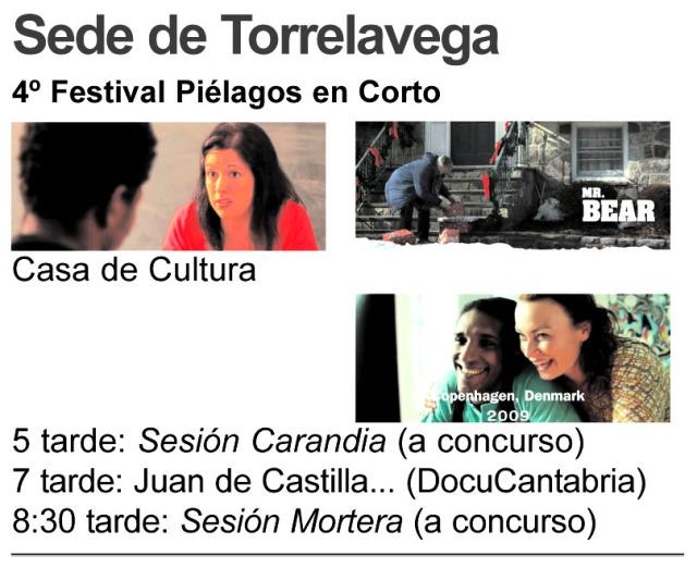 Festival Piélagos en Corto