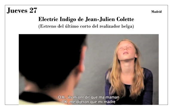 Electric Indigo de Jean-Julien Colette copia