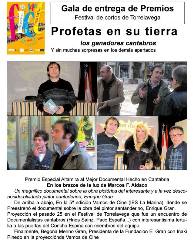 Festival de Cortos Torrelavega 2013