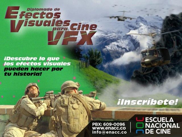 ENAC Efectos visuales