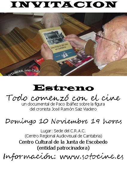 INVITACION 10112013 La Tarde