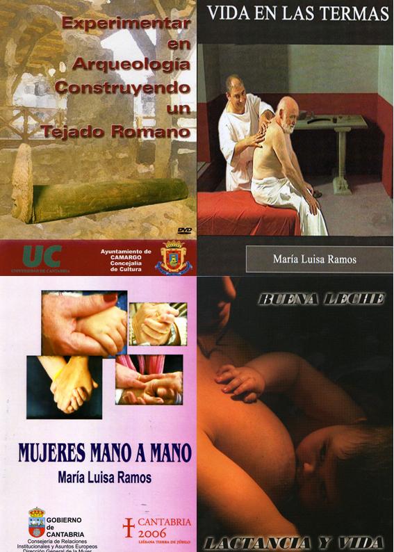 Maria Luisa Ramos cortos
