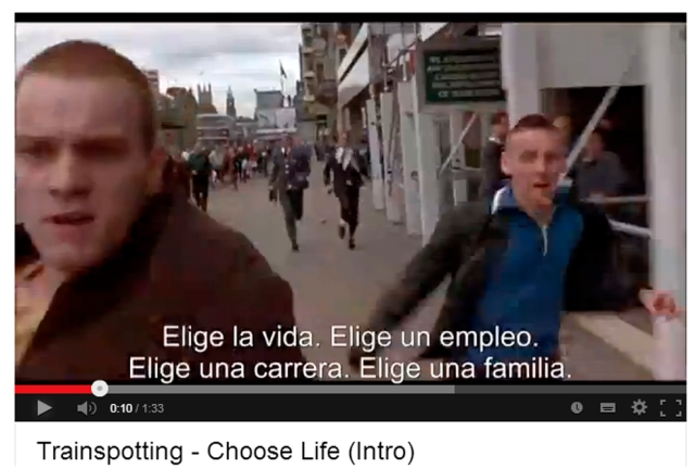 Choose life of PF Projetc