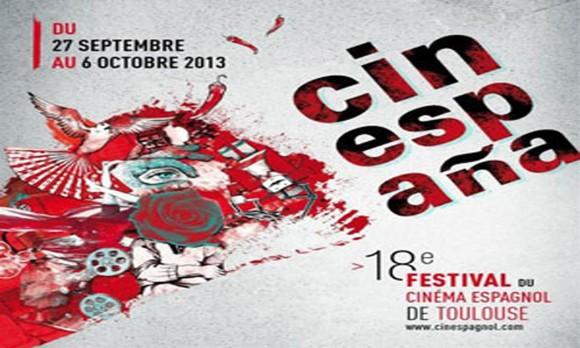 Cine España Toulouse 2013