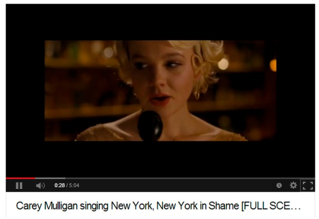 Shame Carey Mulligan