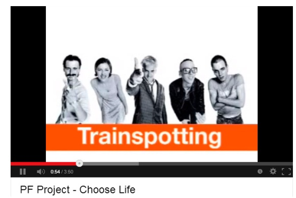 Choose life PF Project