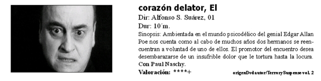 El corazon delator E
