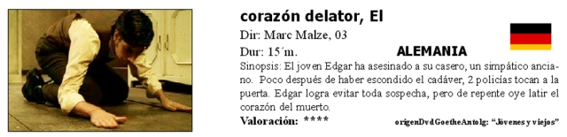 El corazon delator