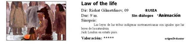 Law of life