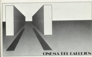Cinema del callejon