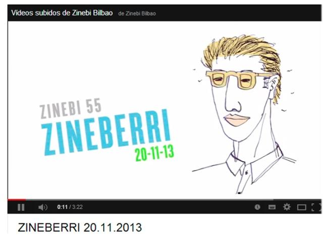 Zinebi 2013 Video2011