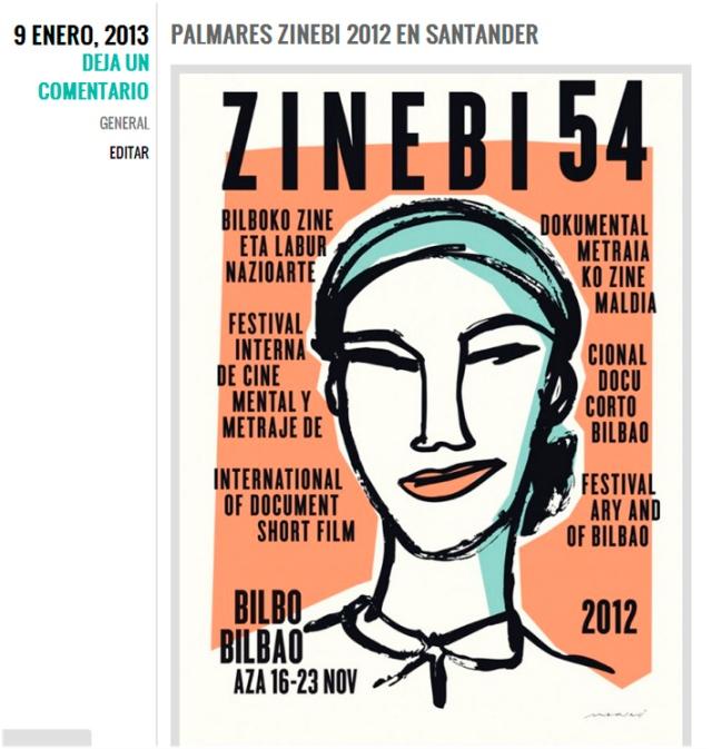 Zinebi en Cantabria