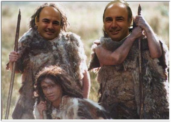 Carlos e Higinio Sainz
