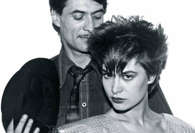 Ramón ejerciendo de actor en cortos en los 80 con el cántabro Cesar G. Solana y Cinema del Callejón