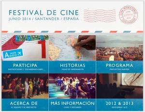 Cine Migratorio 2014