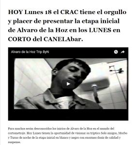 Alvaro de la Hoz
