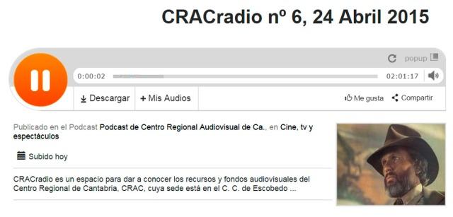 CRACradio Podcast N 6
