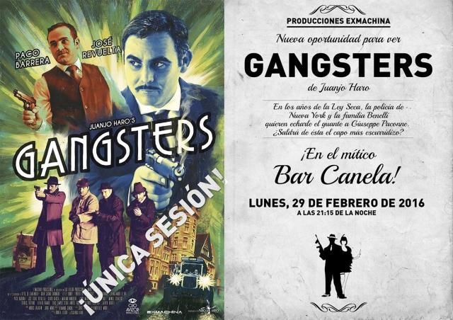 Gangsters Canela