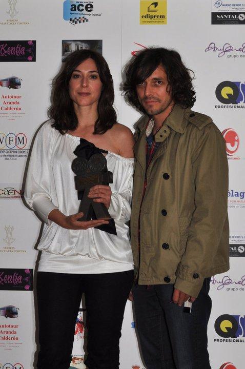 Ruth Diaz y Jaime Martin