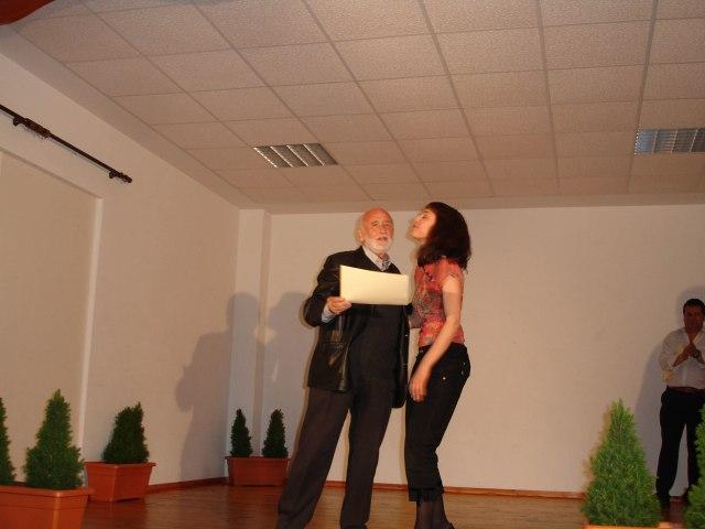 Ruth Diaz y Fernando Chinarro