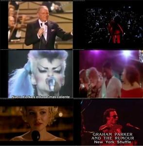 Ciudades de Cine y Musica NUEVA YORK