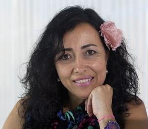 MARIA LUISA RAMOS. CELEDONIO *** Local Caption *** MARIA LUISA RAMOS. CELEDONIO